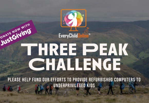 Charity Founders Climb Three Peaks to Raise Vital Funds