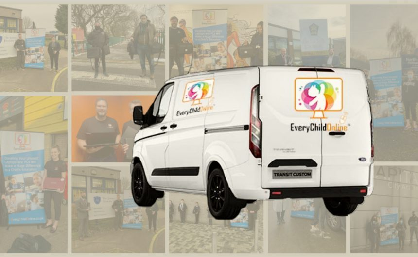Collection and Delivery Van Appeal.